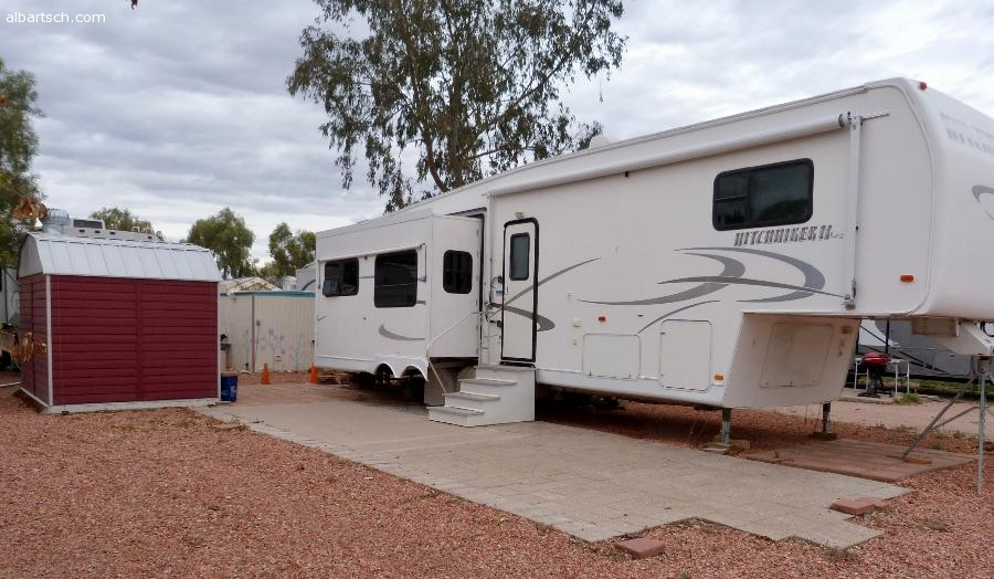 FOR SALE: 5th Wheel on #462 $19,950