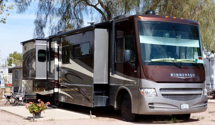 FOR SALE: Motor Home on #439 $80,000